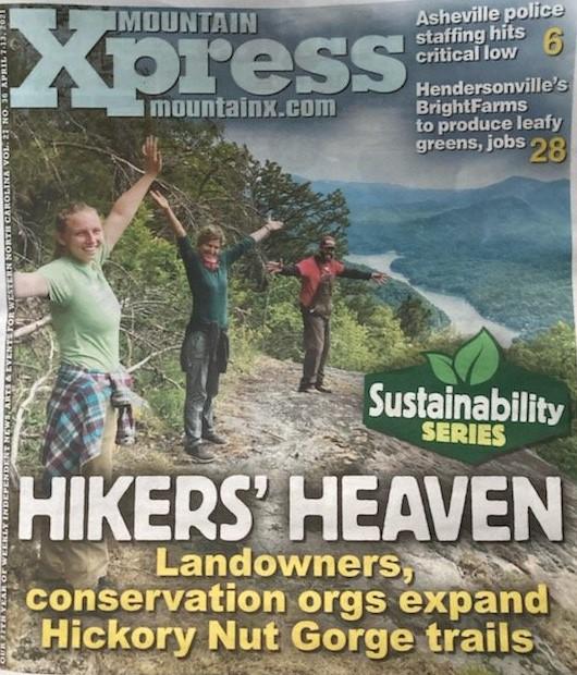 Mountain Xpress Cover April 2021